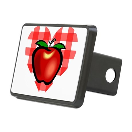 applechecks2.png Rectangular Hitch Cover