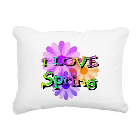 floral2.png Rectangular Canvas Pillow
