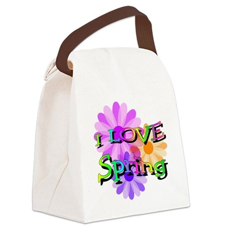floral2.png Canvas Lunch Bag