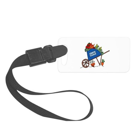 garden2.png Small Luggage Tag