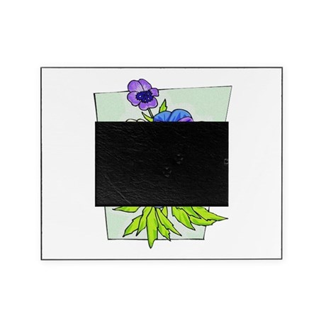 pansies.png Picture Frame