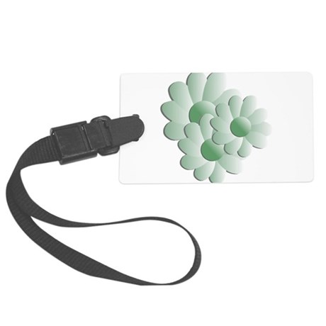 daisy5b.png Large Luggage Tag