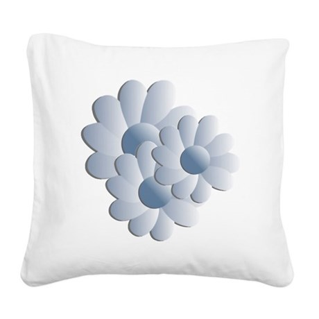daisy5c2.png Square Canvas Pillow