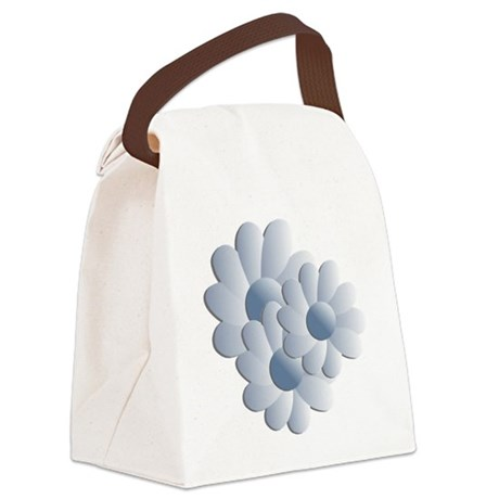 daisy5c2.png Canvas Lunch Bag
