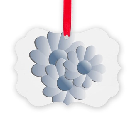 daisy5c2.png Picture Ornament