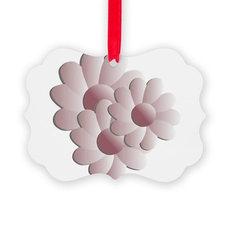 daisy5d2.png Picture Ornament