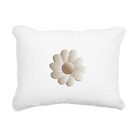 daisy5.png Rectangular Canvas Pillow