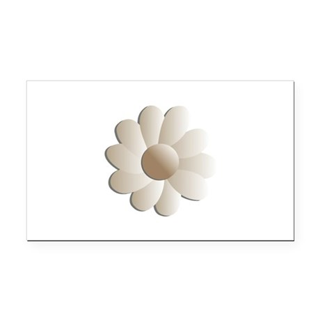 daisy5.png Rectangle Car Magnet
