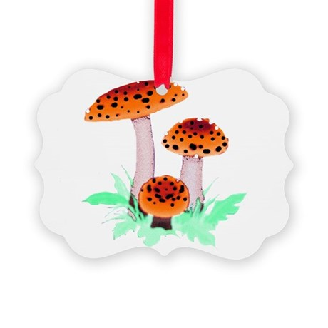 mushrooms2h.png Picture Ornament