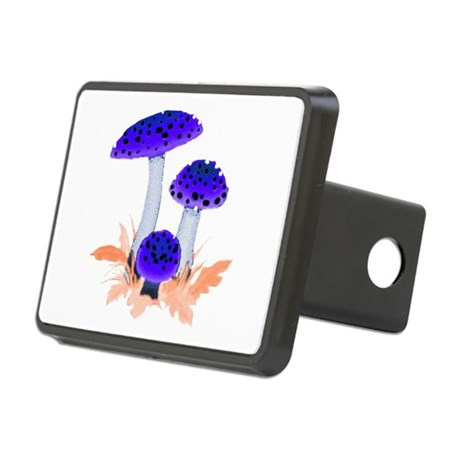 mushrooms2i.png Rectangular Hitch Cover