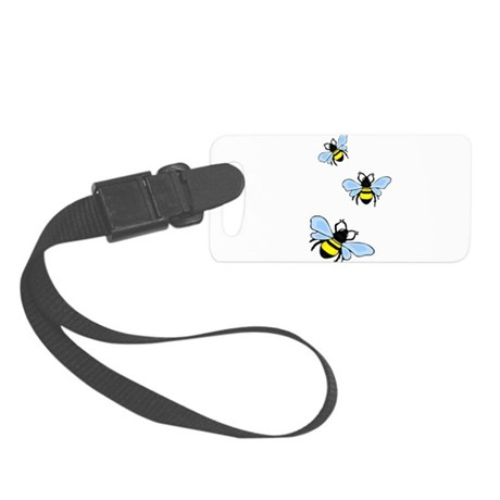 bee1.png Small Luggage Tag
