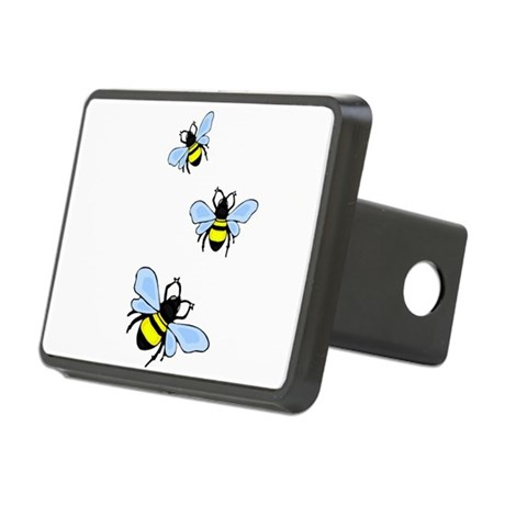 bee1.png Rectangular Hitch Cover