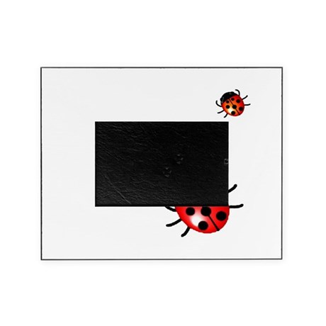 Ladybugs Picture Frame