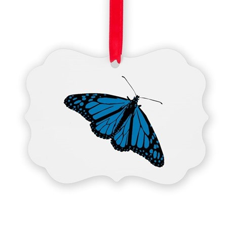Butterfly Picture Ornament
