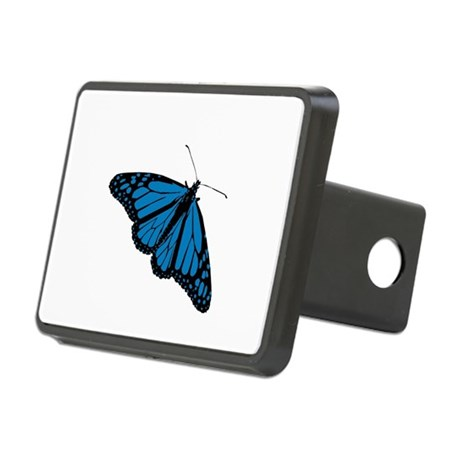 Butterfly Rectangular Hitch Cover
