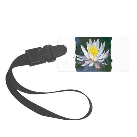 lotus Small Luggage Tag