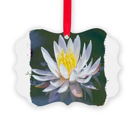 lotus Picture Ornament