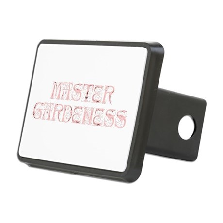 Master Gardeness Rectangular Hitch Cover