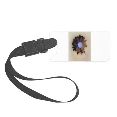 Country Daisy Small Luggage Tag