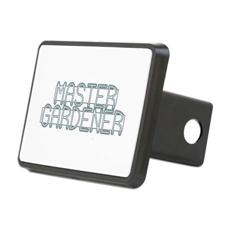 Master Gardener Rectangular Hitch Cover