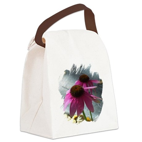 Windflowers Canvas Lunch Bag