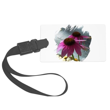Windflowers Large Luggage Tag