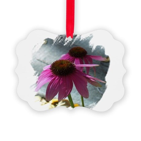 Windflowers Picture Ornament