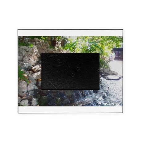 Waterfall Picture Frame