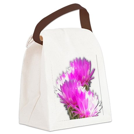 cactus1.jpg Canvas Lunch Bag