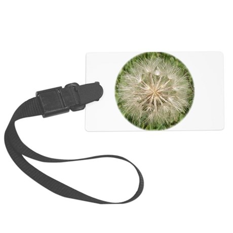 Milkweed Large Luggage Tag