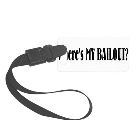 bailout.png Small Luggage Tag