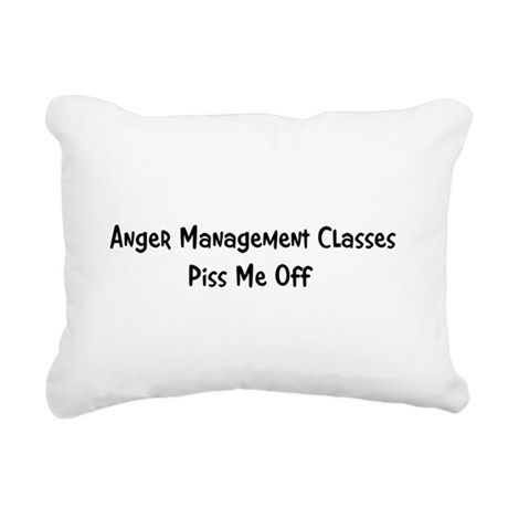 anger3.png Rectangular Canvas Pillow