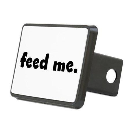 feedme.png Rectangular Hitch Cover