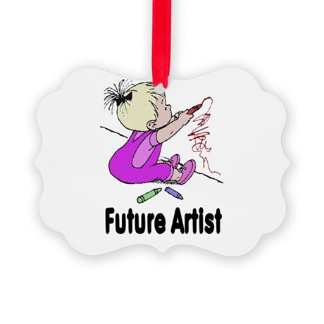 artist.png Picture Ornament