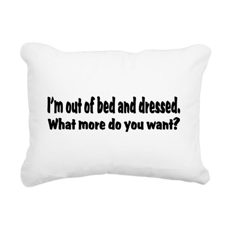 whatmore1.png Rectangular Canvas Pillow