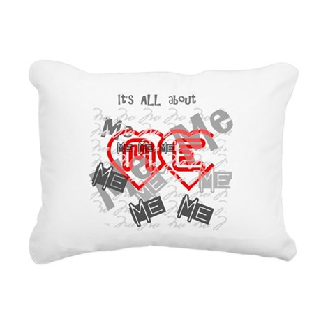 me1b.png Rectangular Canvas Pillow
