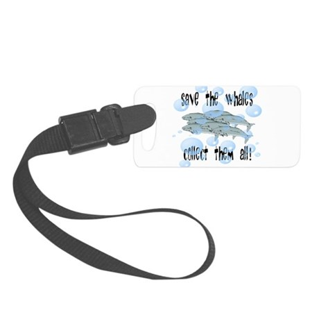 whales2.png Small Luggage Tag