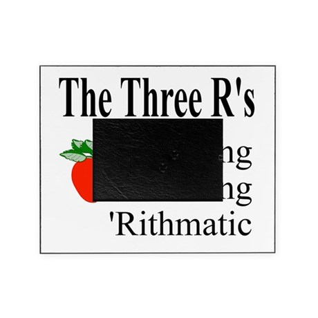 The Three Rs Picture Frame