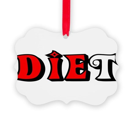 diet.png Picture Ornament