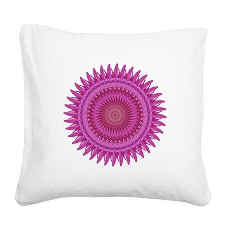 00018.png Square Canvas Pillow