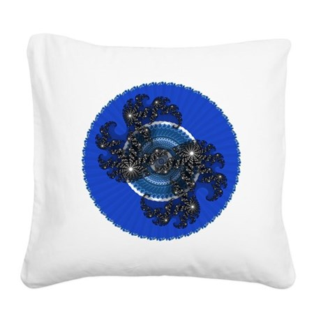 004c.png Square Canvas Pillow