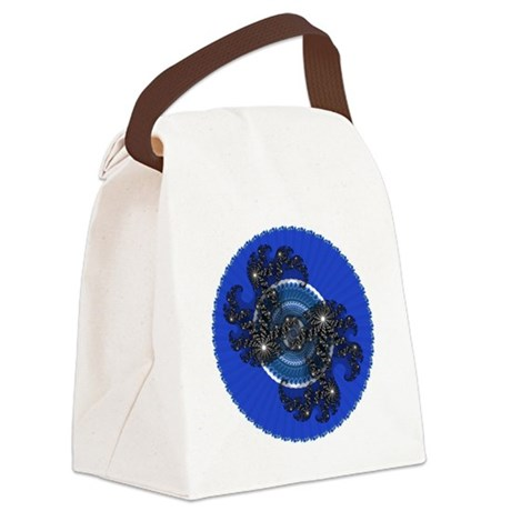 004c.png Canvas Lunch Bag