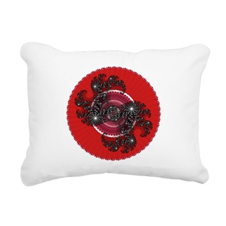 004a.png Rectangular Canvas Pillow