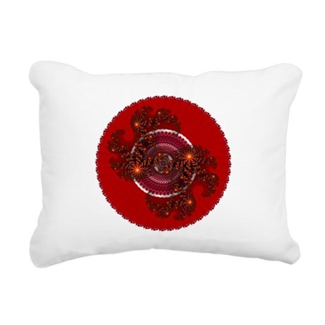 004.png Rectangular Canvas Pillow