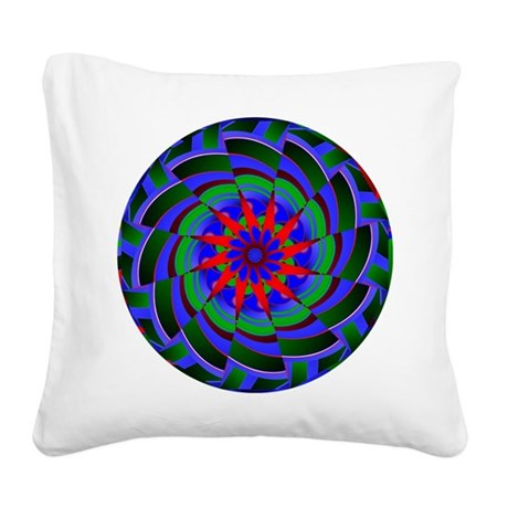 0004c.png Square Canvas Pillow