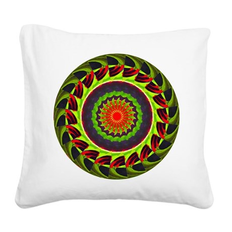 00025.png Square Canvas Pillow