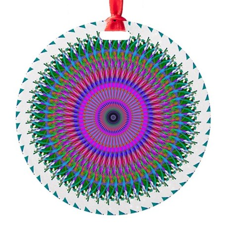 006.png Round Ornament