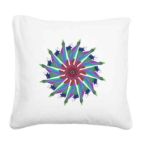 0006.png Square Canvas Pillow