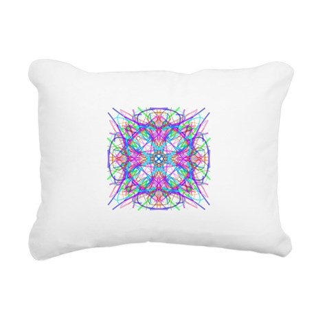 005a.png Rectangular Canvas Pillow