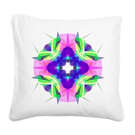 001b.png Square Canvas Pillow